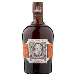 Diplomatico Mantuano Dark Rum Venezuela