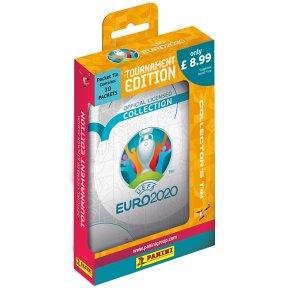 EURO 2020 Sticker Tin