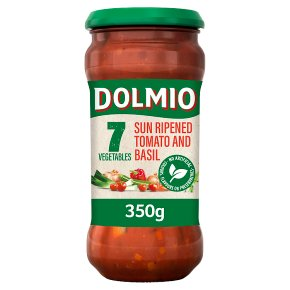 Dolmio 7 Vegetables Pasta Sauce