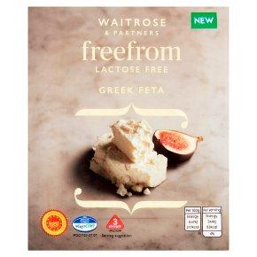 Waitrose Lactose Free Greek Feta Strength 3
