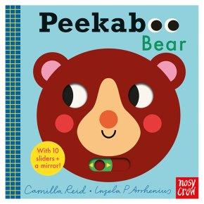 Peekaboo Bear Camila Reid
