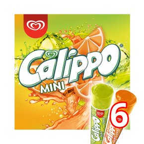 Mini Max Calippo Orange & Lemon-Lime