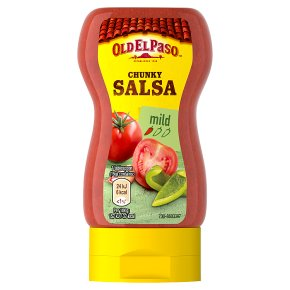 Old El Paso Chunky Salsa
