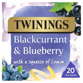 Twinings Blackcurrant & Blueberry 20s