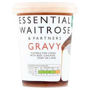 Essential Gravy