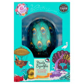 WAITROSE > Food Cupboard > Monty Bojangles Flutter Scotch Chocolate Easter Egg