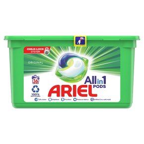 Ariel 36 Pods Orignal