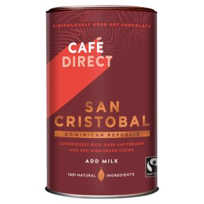 Cafédirect Fairtrade San Cristobal Hot Chocolate