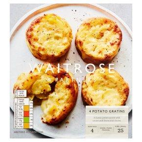 Waitrose 4 Potato Gratins