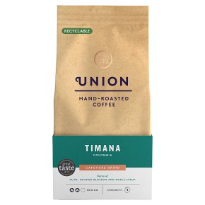 Union Coffee Timana Colombia Cafetière Grind