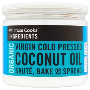 Cooks' Ingredients Organic Virgin Cold Pressed Coconut Oil