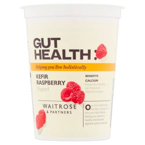 Waitrose Gut Health Raspberry Kefir Yogurt