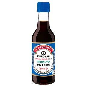 Kikkoman Gluten Free Soy Sauce