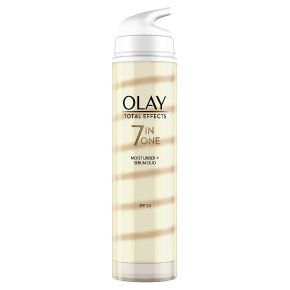 Olay total effects 7 moisturiser + serum