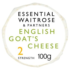 Essential English Goat's Cheese Strength 2