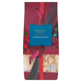 Waitrose Christmas Cashew Nuts