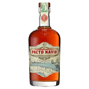 Pacto Navio An authentic Cuban Rum with Sauternes finish