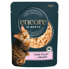 Encore Tuna Fillet with Prawn