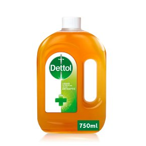 Dettol Brown Liquid