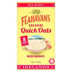 Flahavan's Quick Oats Red Berry