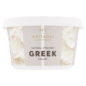 No.1 Natural Strained Greek Yogurt