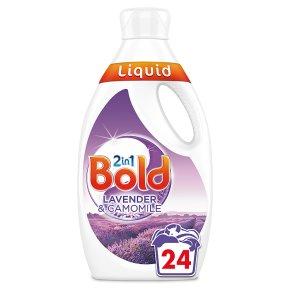 Bold 2in1 Lavender & Cam Liquid 24w