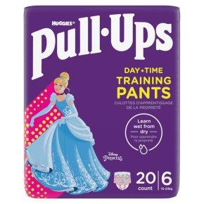Huggies Pull-Ups Trainers Day Girl
