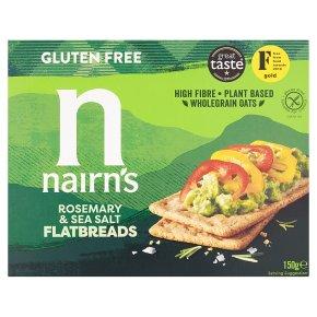 Nairn's Gluten Free Rosemary Flatbreads