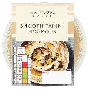 Waitrose Smooth Tahini Houmous