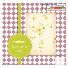 Waitrose Key lime pie