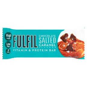 Fulfil Chocolate Salted Caramel Bar