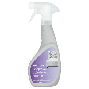 Waitrose Carpet & Upholdstery Cleaner