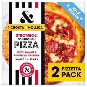 Crosta & Mollica 2 Stromboli Sourdough Pizzas