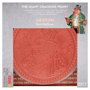 Waitrose Heston The Giant Cracking Penny