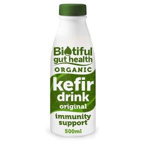 Biotiful Dairy Organic Kefir Drink Natural