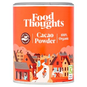 Food Thoughts Fairly Traded Organic Cacao Powder
