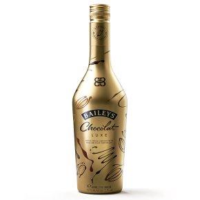 Baileys Chocolat Luxe Cream Liqueur 500ml £12 from Waitrose