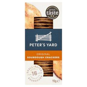 Peter's Yard Original Sourdough Crackers