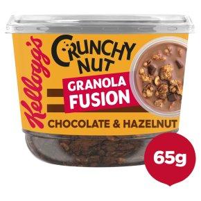 Kellogg's Crunchy Nut Granola Fusion Chocolate & Hazelnut