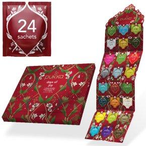 Pukka Days of Christmas Calendar