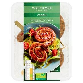 Waitrose Vegan Italian Style Whirls