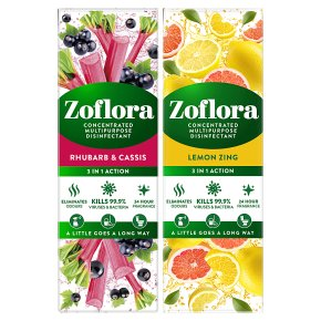 Zoflora Disinfectant Fragrance