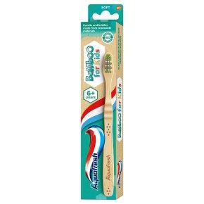Aquafresh Bamboo Toothbrush for Kids