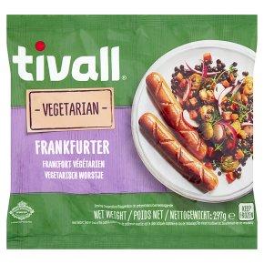 Tivall Vegetarian Frankfurters