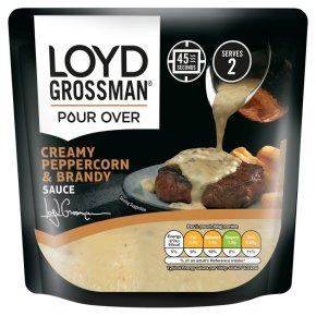 Loyd Pour Over Sauce Creamy Peppercorn