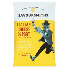 Savoursmiths Parmesan & Port