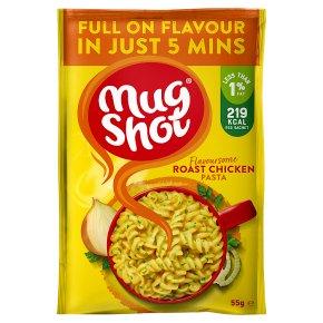 Mug Shot Roast Chicken Flavour Pasta
