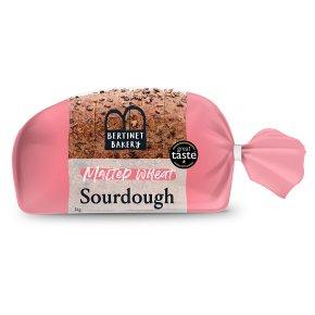 The Bertinet Bakery Malted Wheat Sourdough Sliced