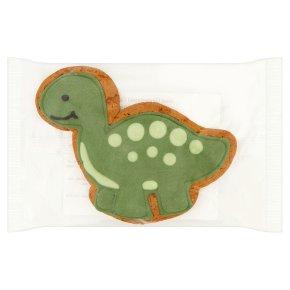 Iced Gingerbread Dan the Dinosaur