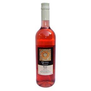 Quoins Vineyard Rose